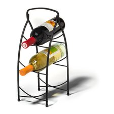 <strong>Spectrum Diversified</strong> Bistro 3 Bottle Wine Rack