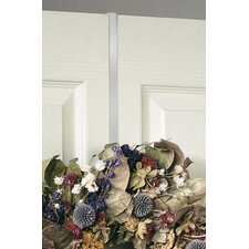 Over the Door Wreath Holder