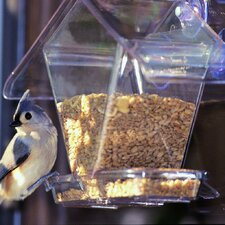 Cafe Window Bird Feeder