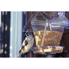 Cafe Window Feeder in Clear