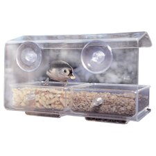 Buffer Window Feeder in Clear