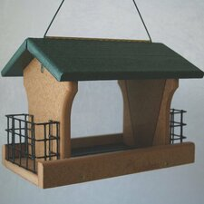 Suet Hopper Bird Feeder