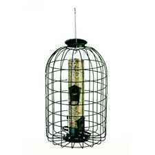 Squirrel Proof Caged Bird Feeder