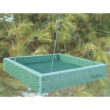 Go Green Platform Bird Feeder