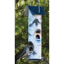 <strong>Audubon/Woodlink</strong> Woodland Series Bird Feeder in White
