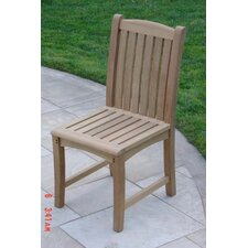 <strong>Royal Teak by Lanza Products</strong> Teakwood Compton Dining Side Chair