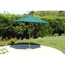 <strong>Royal Teak by Lanza Products</strong> 11' Market Umbrella