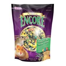 Encore Hamster Food - 22.5 lbs