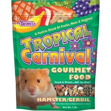 Tropical Carnival Hamster Food