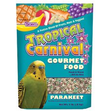 Tropical Carnival Parakeet Food - 2 lbs