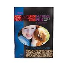 Nutrition Plus Supreme Guinea Pig Food - 4 lbs