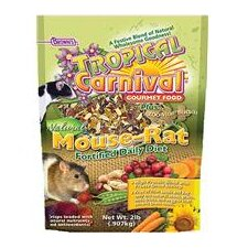 <strong>F.M. Browns Wildbird</strong> Tropical Carnival Natural Mouse and Rat Food - 2 lbs