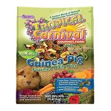 Tropical Carnival Natural Guinea Pig Food - 4 lbs