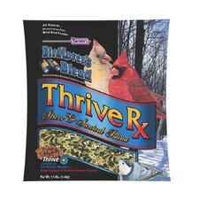 Birdlovers Blend Thrive Rx Wild Bird Seed Mix