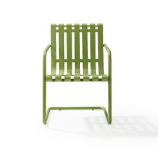 Gracie Retro Spring Arm Chair