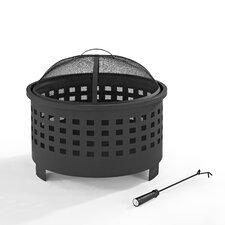 Hudson Basket Weave Firepit