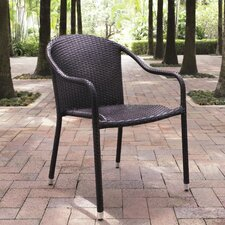 <strong>Crosley</strong> Palm Harbor Lounge Chair (Set of 4)