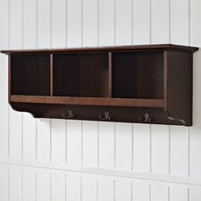 Brennan Entryway Storage Shelf