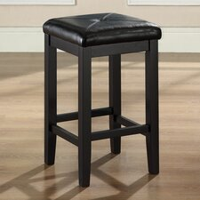"<strong>Crosley</strong> 24"" Bar Stool with Cushion"