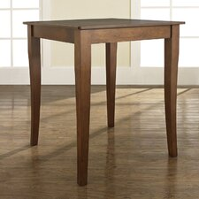 <strong>Crosley</strong> Cabriole Leg Pub Table in Classic Cherry