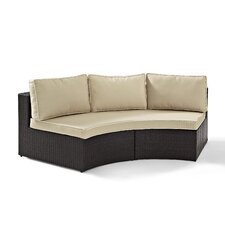 Catalina Sectional Piece with Cushions