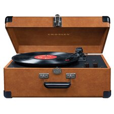 <strong>Crosley</strong> Deluxe Keepsake USB Turntable