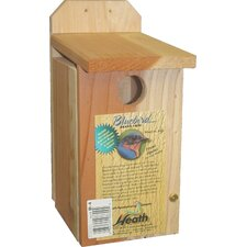 <strong>Heath Mfg Co</strong> Bluebird Bird House