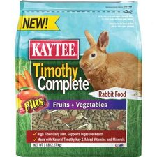 <strong>Kaytee Products Wild Bird</strong> Timothy Complete Rabbit Food