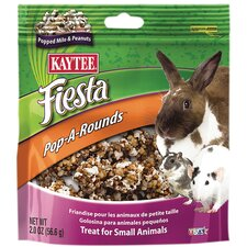 Fiesta Pop-A-Rounds Peanut Small Animal Treat