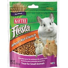 Fiesta Wheat-Nut Crunch Small Animal Treat
