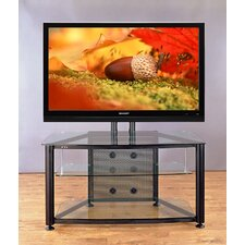 "<strong>VTI</strong> Flat Panel TV Cart 43"" TV Stand"