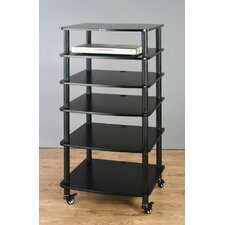 AR Series 6-Shelf Modular Rack