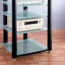 <strong>VTI</strong> HGR Series 4-Shelf Audio Rack