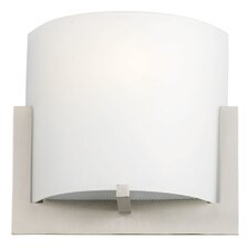 Bow 1 Light Wall Sconce