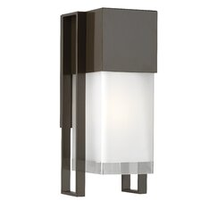 Clybourn 1 Light Outdoor Wall Sconce