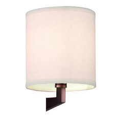 "5.5"" Fisher Island Modern Round Wall Sconce Shade"