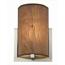 "7"" Organic Modern Bow A La Carte Wall Sconce Shade"