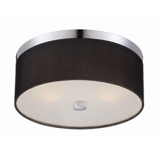 <strong>Philips Forecast Lighting</strong> Fishnet 2 Light Flush Mount