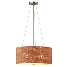 Alentejo 3 Light Drum Pendant