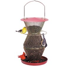 3 Tier Standard Caged Bird Feeder