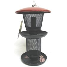 No/No Multi-Seed Caged Bird Feeder