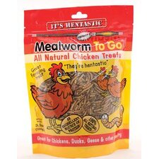 Mealworm To Go Hen-Tastic Chicken Supplement Bag
