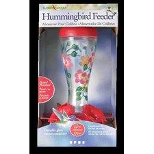 Hand-painted Hummingbird Feeder