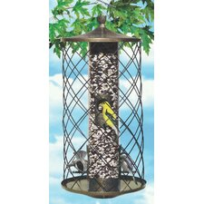 <strong>Woodstream Wildbird</strong> Preserve Bird Feeder in Silver