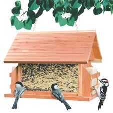 Lodge Hopper Bird Feeder