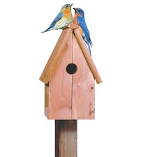 <strong>Woodstream Wildbird</strong> Cottage Bluebird House