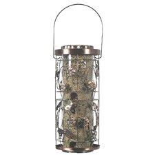 Garden Caged Bird Feeder