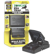 .75 lbsTomcat Snap Rat Trap