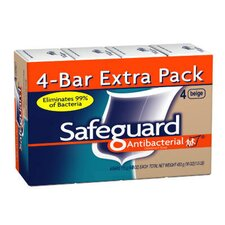 Antibacterial Bath Bar Soap in Beige (Set of 12)