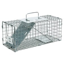 "17"" x 7"" x 7"" Squirrel Trap One Spring Loaded Door"
